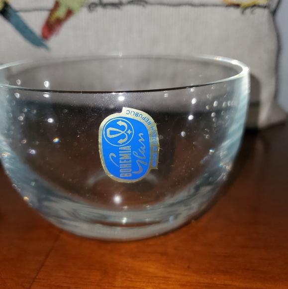 Vintage Other - Crystal bowls